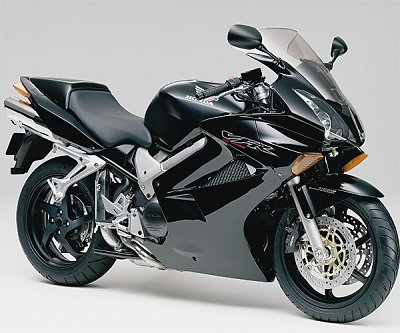 2002 - 2009 model Honda VFR800 Interceptor