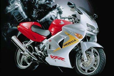 Honda Vfr800 Rc46 1998 2001
